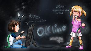 Offline Screen