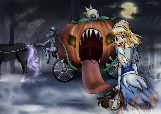 Creepy Cinderella