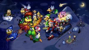 Nintendo Christmas 2019