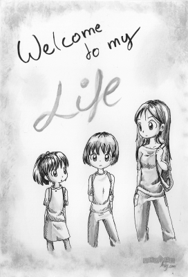 New Project: Welcome to my Life