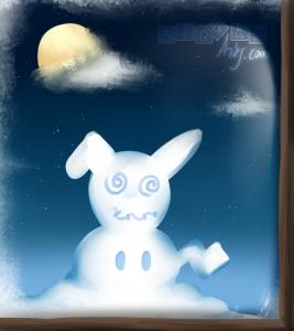 Schnee Mimikyu