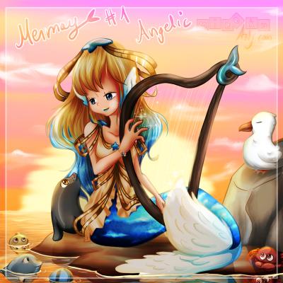 Mermay#1 – Angelic