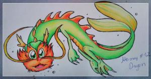 Mermay#12 - Dragon